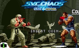 SNK vs. Capcom - SVC Chaos