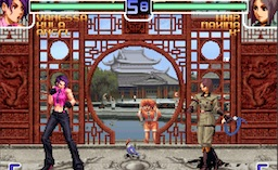 The King of Fighters 2002 Super