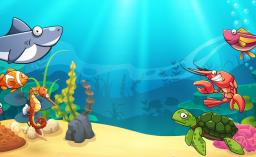 Games under the sea, Ocean