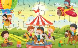 puzzle game for children